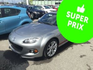 2014 Mazda MX-5 GT Manuelle 6 Vitesses Cuir+Bluetooth+Toit Rigid