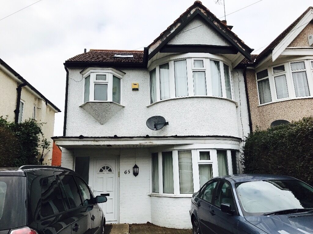 Ground Floor 2 Bedroom Maisonette with all bills including to rent in Harrow