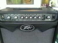 Peavey vypyr 15 watt modeling practice amp with many affects