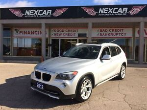 2012 BMW X1 AUTO* AWD LEATHER PANORAMIC ROOF 85K