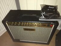 Marshall DSL 40C valve amplifier