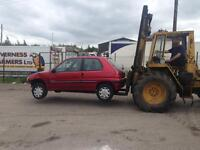 Scrap cars wanted for cash £££££