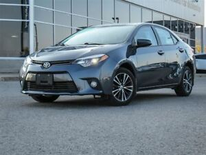 2016 Toyota Corolla LE CVT|Heated Seats|Bluetooth