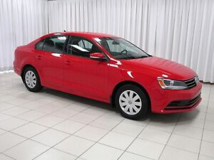 2015 Volkswagen Jetta Trendline Plus 5-Speed! Low KMs!! Back-up