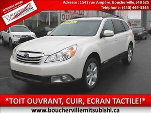 2012 Subaru Outback LIMITED*CUIR, TOIT OUVRANT*