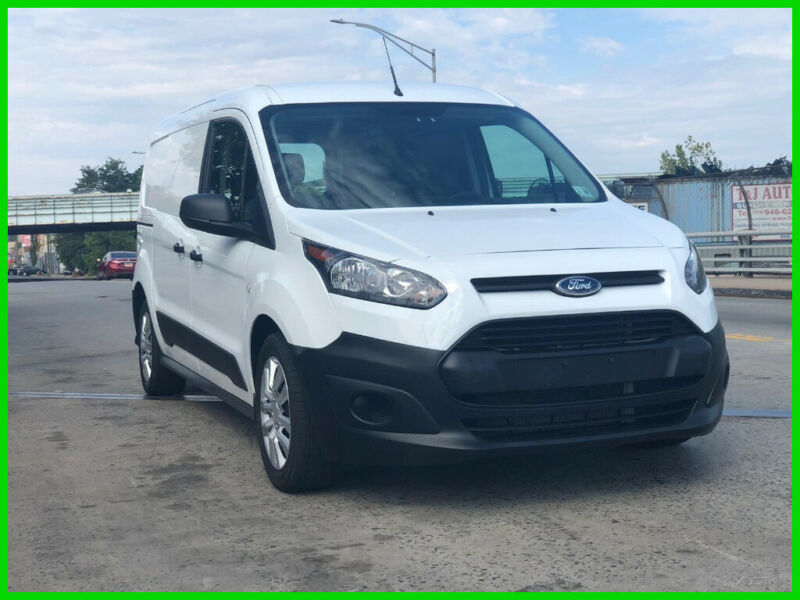 Image 1 Accidentée Ford Transit Connect 2014