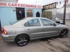 VOLVO S60 SE D 163 E4, 4 DOOR SALOON , ,FULL VOLVO SERVICE HISTORY,(IMMACULATE)