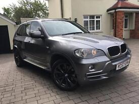 Stunning BMW X5 3.0 E70 Diesel Fully Loaded HPI Clear