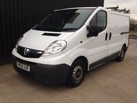 2008 Vauxhall Vivaro 2.0 CDTi 2700, 2 Previous Owners 2 Keys service History 12 Months MOT May PX