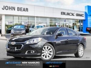 2015 Chevrolet Malibu 2LT - FULLY LOADED ONE OWNER TRADE IN