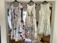 3 x Ladies Coast dresses