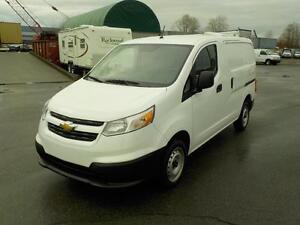 2015 Chevrolet City Express LS Cargo Van