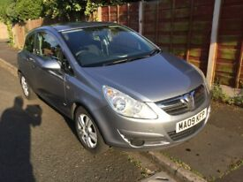 Vauxhall corsa 1.2 easytronic (automatic) very low miles mint condition with dealer service history