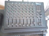 ROLAND POWERED MIXER PA AMP
