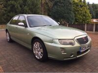 04 Reg Rover 75 2.0 CDTi Contemporary Auto Saloon [130] *LIMITED EDITION MODEL*