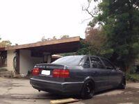 Vw Skoda Audi banded steel wheels, 5x100, 16 inch, staggered, fabia A3 passat