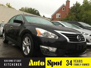 2015 Nissan Altima 2.5 SV/MOONROOF!/PRICED FOR AN IMMEDIATE SALE Kitchener / Waterloo Kitchener Area image 1