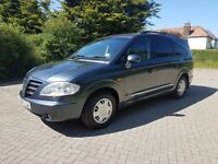 2007 Ssangyong Rodius 2.7 TD SE T-Tronic 5dr