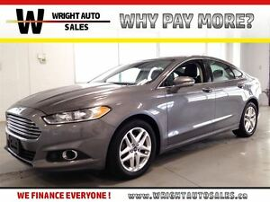2013 Ford Fusion SE| LEATHER| NAVIGATION| SUNROOF| BACKUP CAM| 4