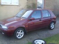 Cosworth Wheels Alloys to fit MK3 MK4 MK5 Ford Fiesta RS Turbo, XR2i, RS1800, Zetec, KA, good tyres