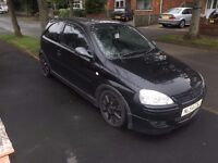 2004 VAUXHALL CORSA 1.4 EXCLUSIVE - REDUCED!!!!!!