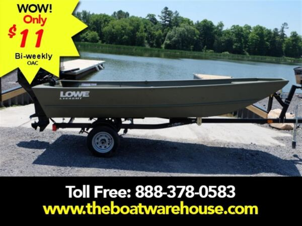 Used 2015 Lowe Boats L1448MT