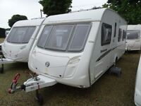 *** Fixed Bed Caravan - 3 to choose from ***