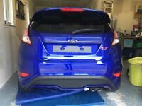 Ford Fiesta ST-3 Spirit Blue
