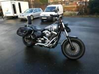 Harley Davidson dyna low rider 2003