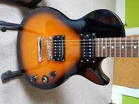 Epiphone LP Special II guitar in vintage sunburst