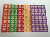 *NEW* School / Pupil / Children's 140 Reward Stickers (Pack of 5 Sheets)