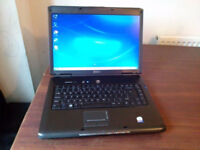 DELL VOSTRO 1500, 2.20GHZ INTEL CORE 2 DUO, 2.50GB RAM, 160GB HDD, WINDOWS7, OFFIC 2010