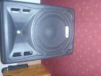 powered speaker/monitor