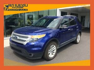 2014 Ford Explorer XLT + 4WD + NAVIGATION + JAMAIS ACCIDENTÉ + B