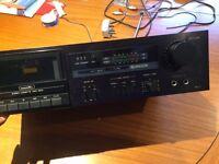 Denon HiFi Cassette Deck