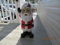 NEVER BEEN PUTSIDE - FATHER CHRISTMAS GNOME