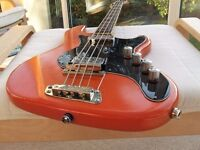 Hofner Bass Guitar:Vintage 1960s:Well looked after.