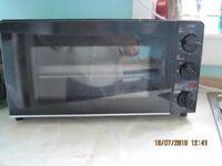 logik mini oven good working order