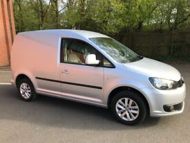 VW CADDY highline edition top of the range