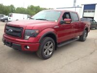 2014 Ford F-150 4x4 - Supercrew Fx4 - 145'' WB