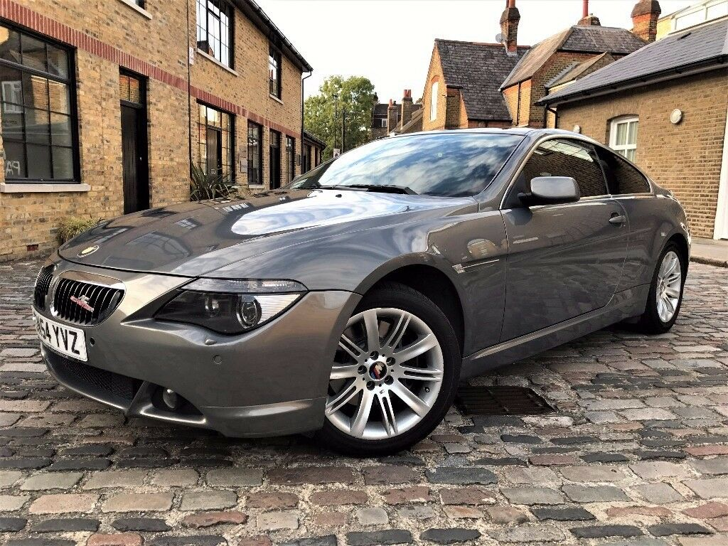 BMW 6 Series 4.4 645Ci Auto 2dr p/x welcome **FULL S/H**6 MONTHS WARRANTY* 2005 (54 reg), Coupe