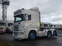 15 plate scania r450 highline manual tag and midlift auto low klms great finance deals