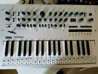 Korg Minilogue Analog Synthesizer