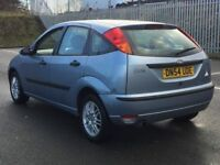 2005 FORD FOCUS 1.6 PETROL * 5 DOOR * LONG MOT * SERVICE HISTORY * PART EX * DELIVERY *