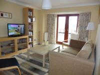 Modern, Central 2 Bedroom Flat with Garage Available for Short Term Rental