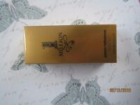 PACO RABANNE ONE MILLION FOR MEN 100ML SEALED IN BOX RRP £60