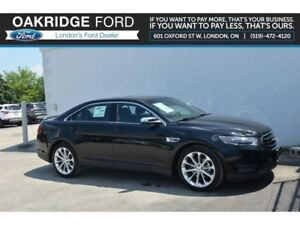 2017 Ford Taurus 4DR SDN LIMITED AWD- MOONROOF- NAVIGATION - LEA