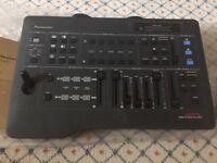 PANASONIC WJ-AVE5 VIDEO AND MIXING DESK - Vision & Audio Mixing