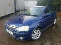 2004 '04' Vauxhall Corsa 1.2 Sxi Genuine 65K New Mot