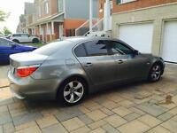 BMW 5 series family car in good condition for sale